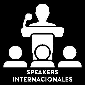 SPEAKERS INTERNACIONALES ICONO